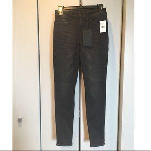 Grey wash jeans